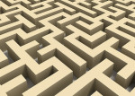 Maze, Regina Breithecker, Tax Consultant, Düsseldorf, We lead you through the maze of tax law